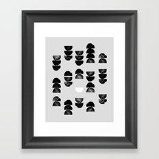 Minimalism 13 Framed Art Print