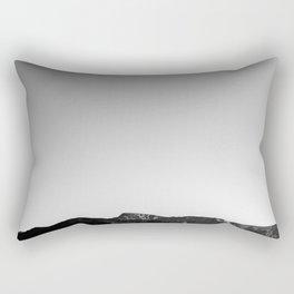 Mountains. Rectangular Pillow