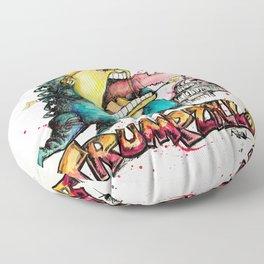 Trumpzilla Floor Pillow