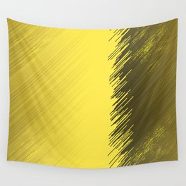 many multicolored stripes friendly Wall Tapestry