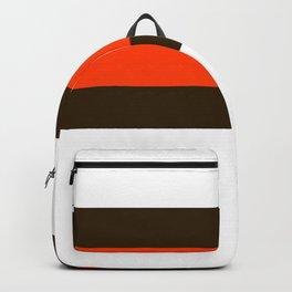 Cleveland Football Backpack