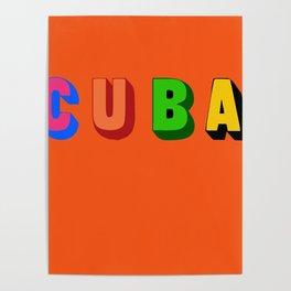 Cuba 3 Poster