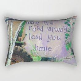 Road Home Rectangular Pillow