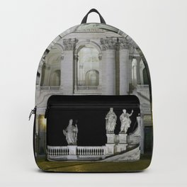 Archbasilica of Saint John Lateran, Rome, Italy Backpack