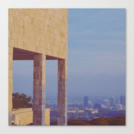 Elevated View Canvas Print