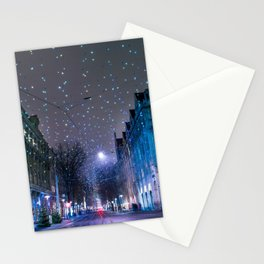 Man Made Zurich Cities Switzerland Germany Christm Stationery Cards