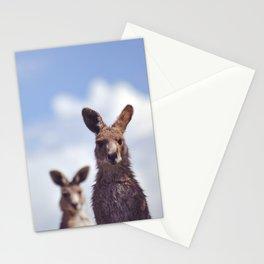I See You Kangaroo Stationery Cards
