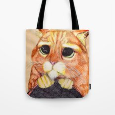 Puss In Boots. Tote Bag