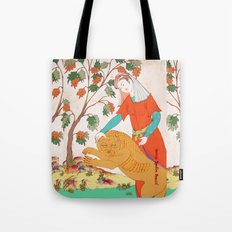 The Strength Tote Bag