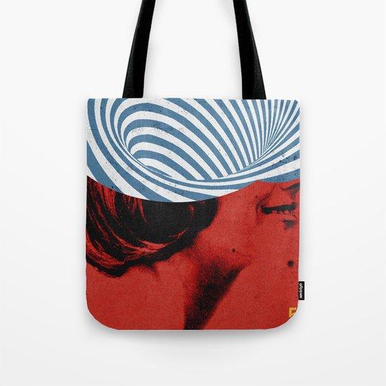 Cinquante | Collage Tote Bag