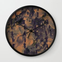 Mercy Oceans 1 Wall Clock