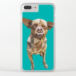 Chilaquil Clear iPhone Case
