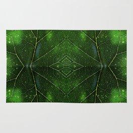 Tree Leaf - 001 Rug
