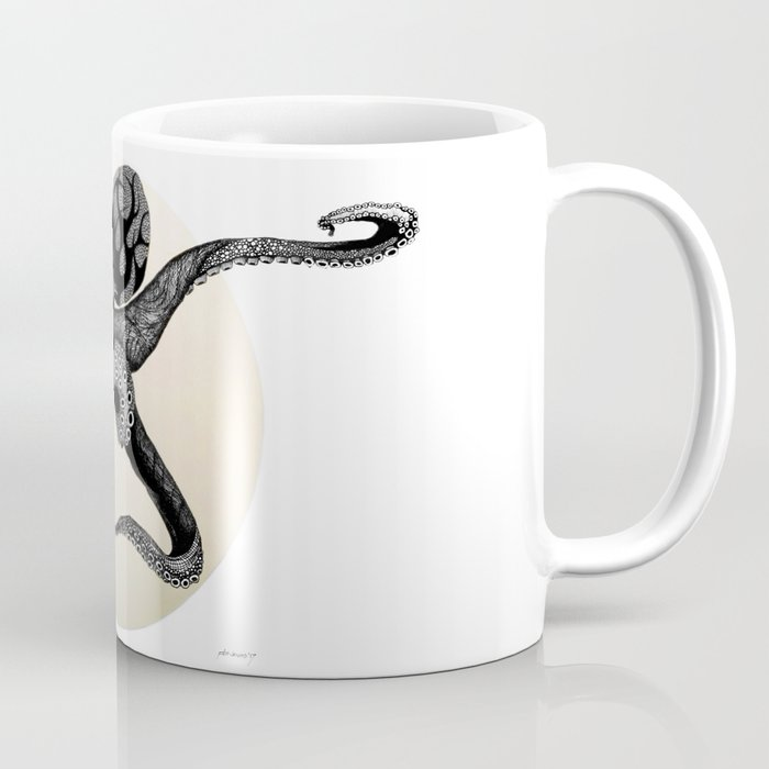 Octoclipse V4 Coffee Mug