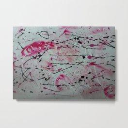 Pink Carnival Metal Print