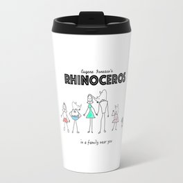 In a Family Near You Travel Mug
