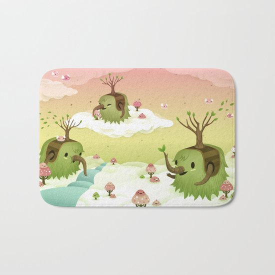 Mossiphants Bath Mat