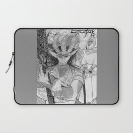 """Eh?"" ~ The Satyr Oarsman At Market Laptop Sleeve"