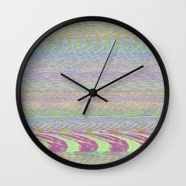 Density 21.5 Wall Clock