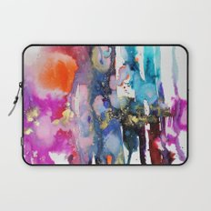 alive and walking (abstract) Laptop Sleeve