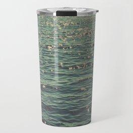 Sea Glitter (vintage) Travel Mug