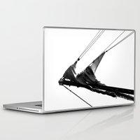sail Laptop & iPad Skins featuring Sail by Anne Seltmann