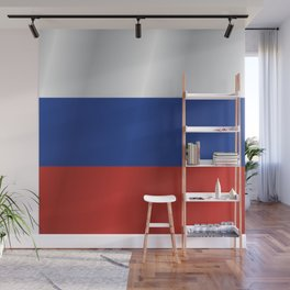 Flag of Russia Wall Mural