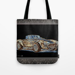 1965 Shelby AC Cobra Tote Bag
