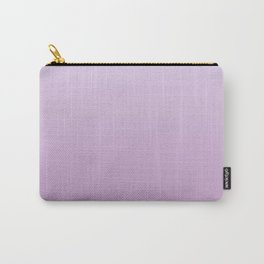 Color gradient 11. Violet. abstraction,abstract,minimalism,plain,ombré Carry-All Pouch