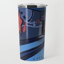 Bowling Alley Travel Mug