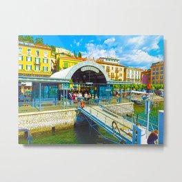 Bellagio Metal Print