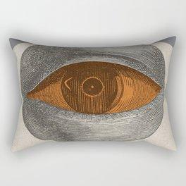 eye.saac weissenbruch Rectangular Pillow