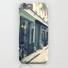 Bicycle and cobblestone iPhone 6s Slim Case