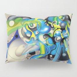Alien mutation Pillow Sham