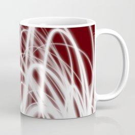 Red Flow2 Coffee Mug