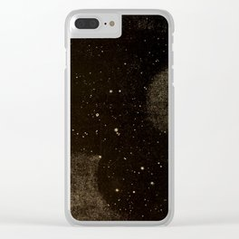 Astronomy for the Use of Schools and Academies (1882) - The Pleiades Clear iPhone Case