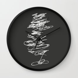 PINPOINT Wall Clock