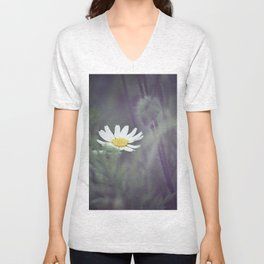 Miss Daisy Unisex V-Neck