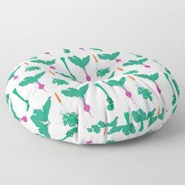 Veggies Floor Pillow