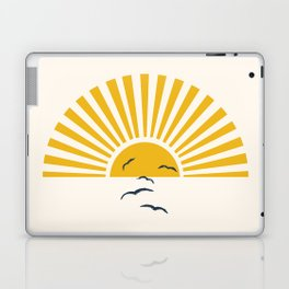 Minimalistic Summer I Laptop & iPad Skin