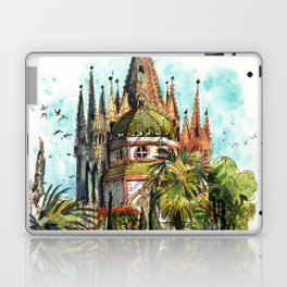 Calle Aldama, San Miguel de Allende Laptop & iPad Skin