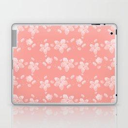 Sakura Pattern Laptop & iPad Skin
