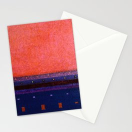 Twinkling Lights of Home Stationery Cards