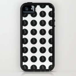 (Overworked) Guardian Angel Polka Dots iPhone Case