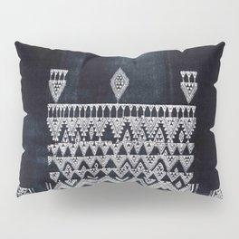 Arteresting V48 - Indigo Anthropologie Bohemien Traditional Moroccan Design Pillow Sham