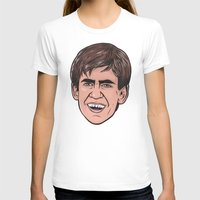 caleb troy T-shirts featuring Troy by turddemon