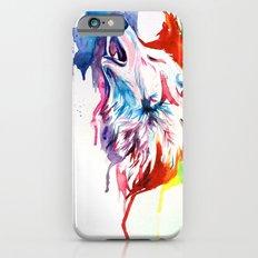 Rainbow Wolf Slim Case iPhone 6