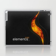 elements | fire Laptop & iPad Skin