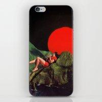 DRAG iPhone & iPod Skin
