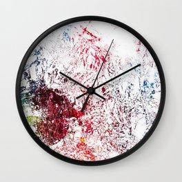 Splash Wall Clock